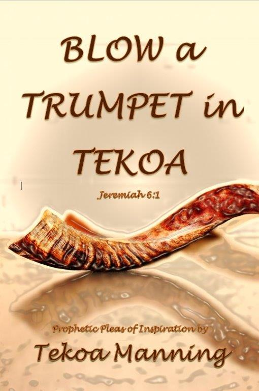 Blow Trumpet Tekoa Cover JPEG